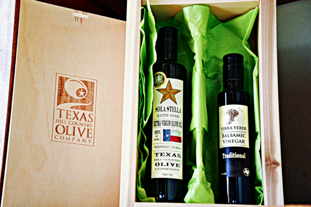 Olive oil gift sets dripping sprintgs
