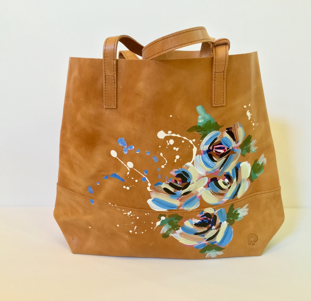 blue-roses-on-brown-leather-1