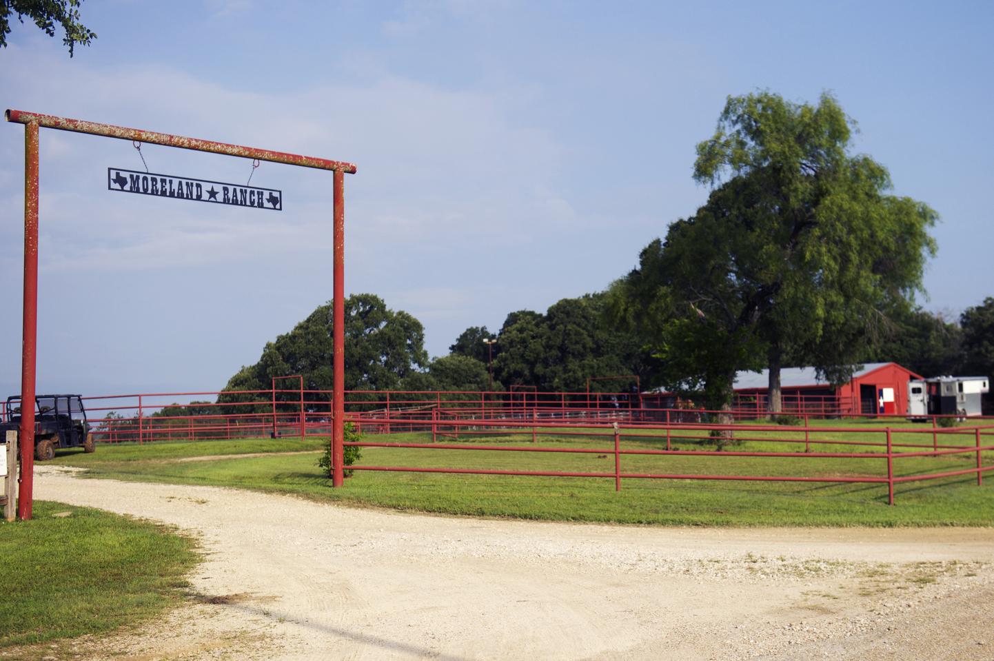 Texas Ranches Moreland Ranch