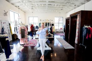 Ellipsis Boutique at Buda Mill and Grain
